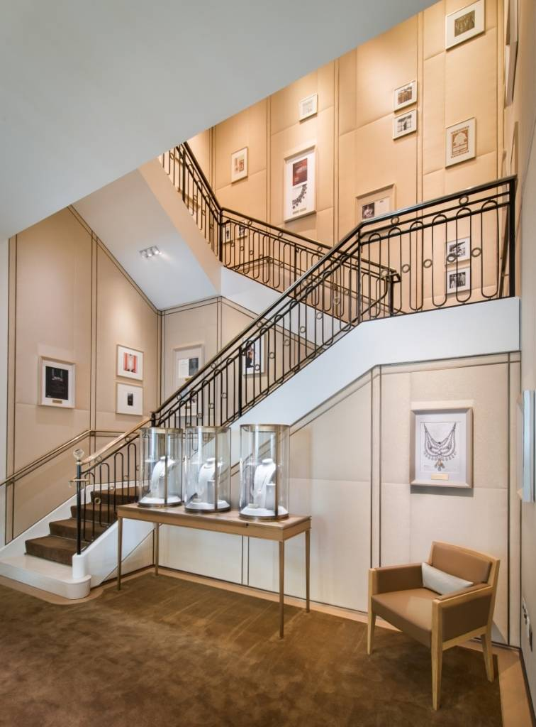 Signature staircase