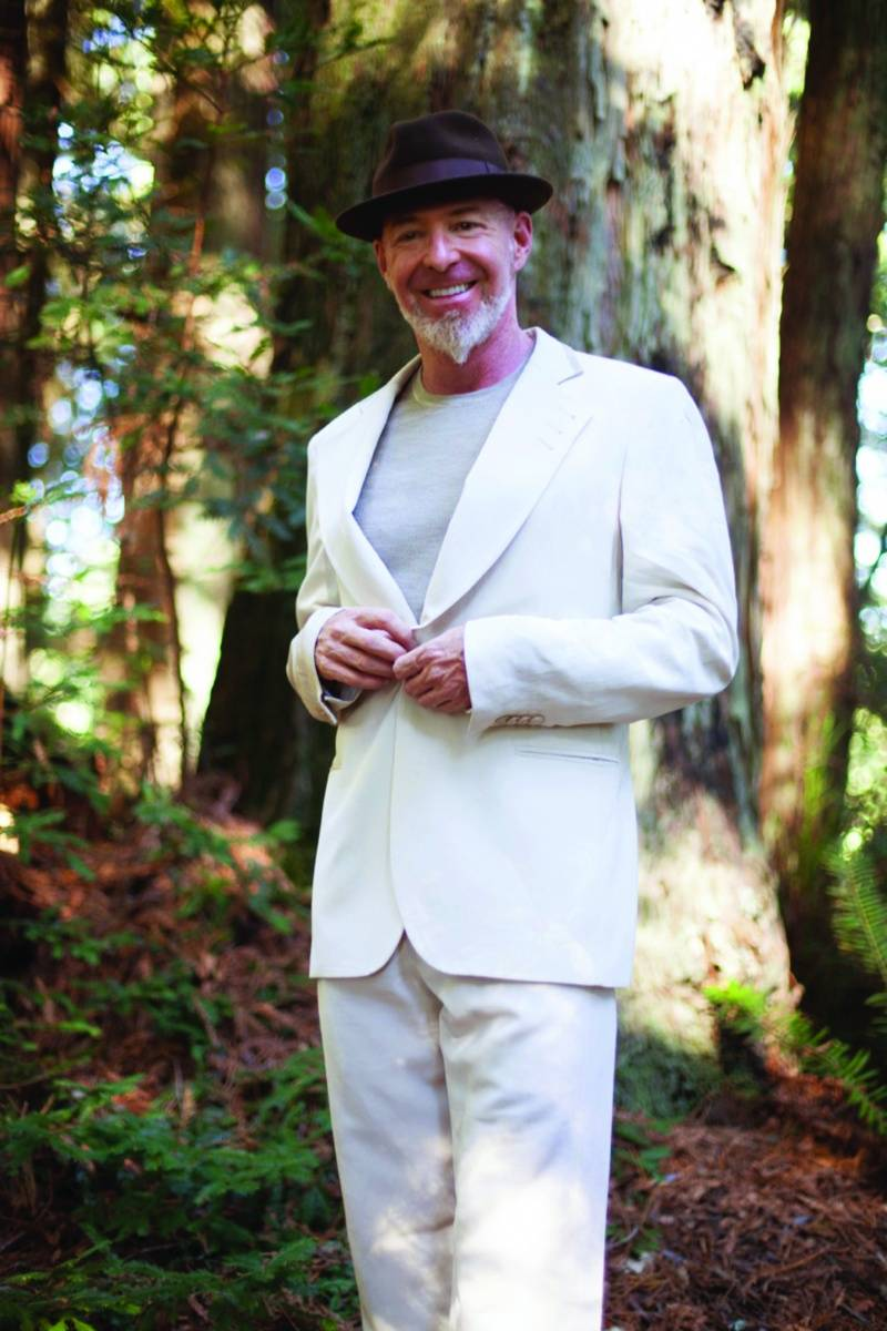 Chris Bently, Image courtesy of Sequoia Emmanuelle