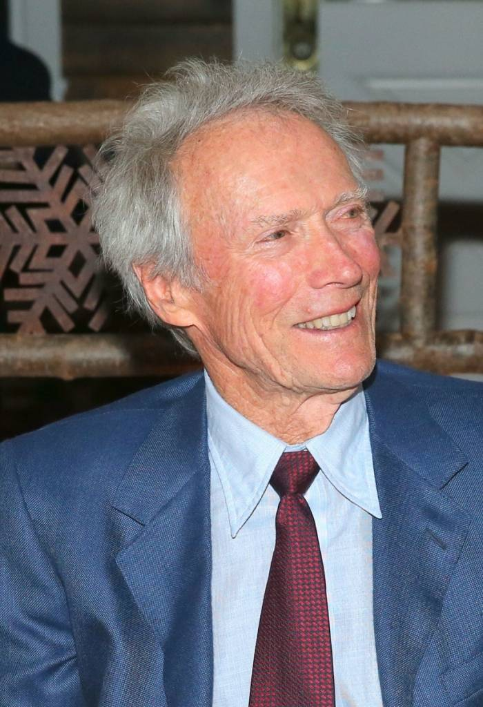 Clint Eastwood at the 4th annual Sun Valley Film Festival on March 7, 2015