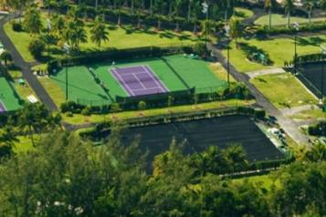 Crandon Park Tennis Center Key Biscayne