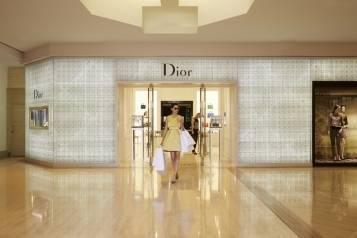 Dior at South Coast Plaza