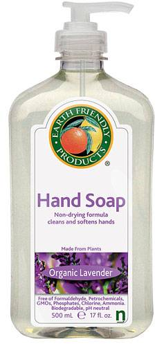 Earth-Friendly-Hand-Soap-Organic-Lavender-