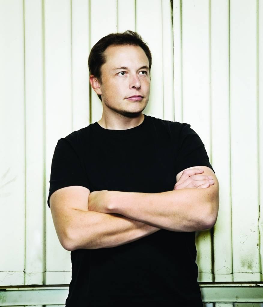 Elon Musk_Credit Tesla Motors