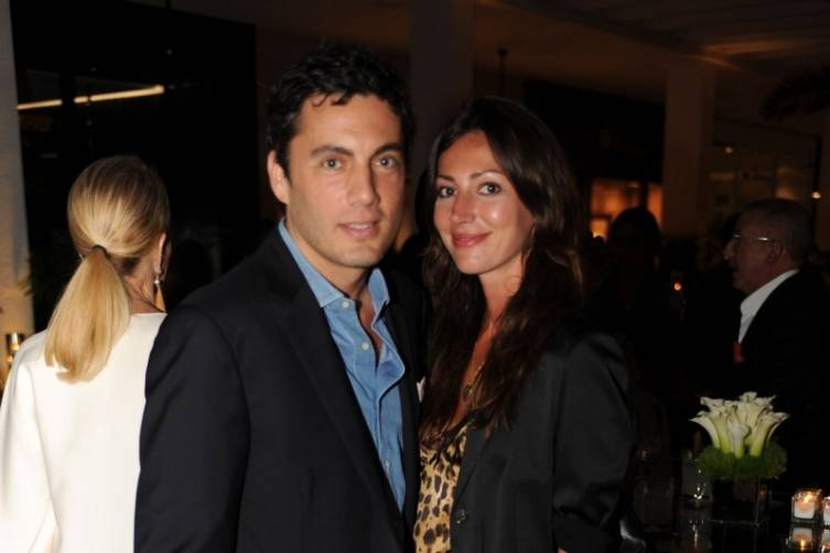 Fabian & Martina Basabe