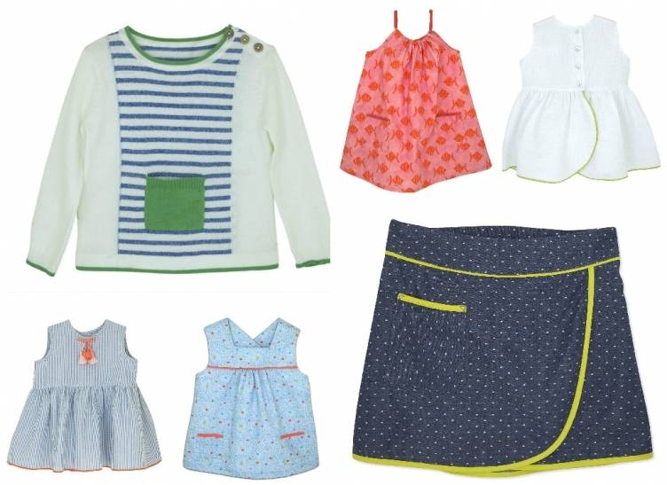 The Margherita collection for kids