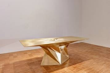 Gallery ALL_Zhoujie Zhang_Brass Tornado Table_2014_Brass copy