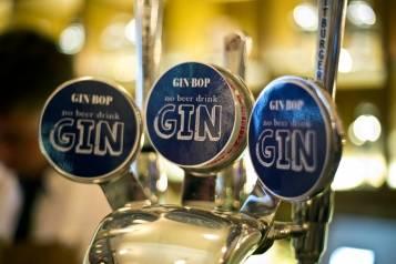 Gin Bop signage