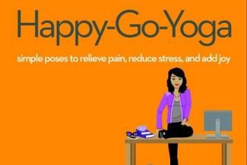 Happy-Go Yoga cover