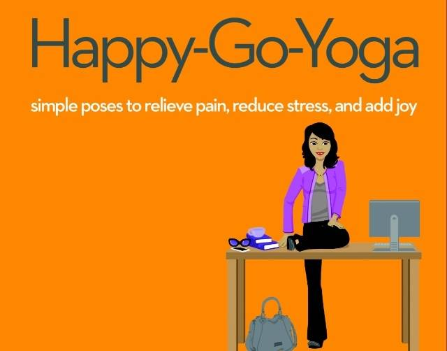 Happy-Go Yoga cover