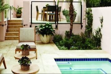 Hotel Bel-Air Presidential Suite – Patio
