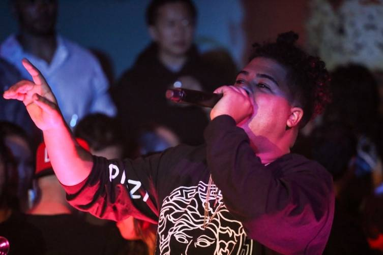 ILoveMakonnen performing