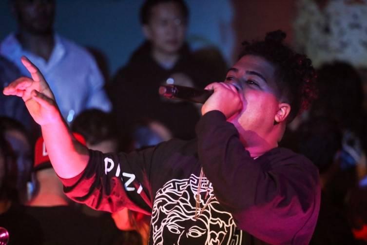 ILoveMakonnen performing
