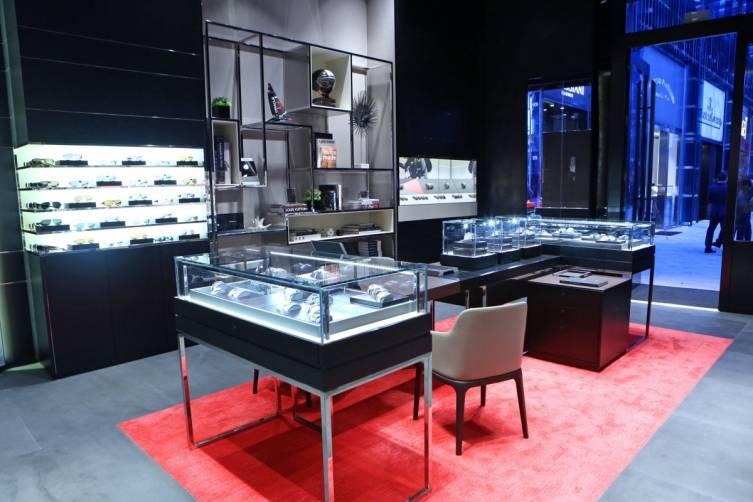 Miami Design District TAG Heuer boutique