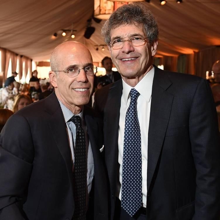 Jeffrey Katzenberg and Alan F. Horn