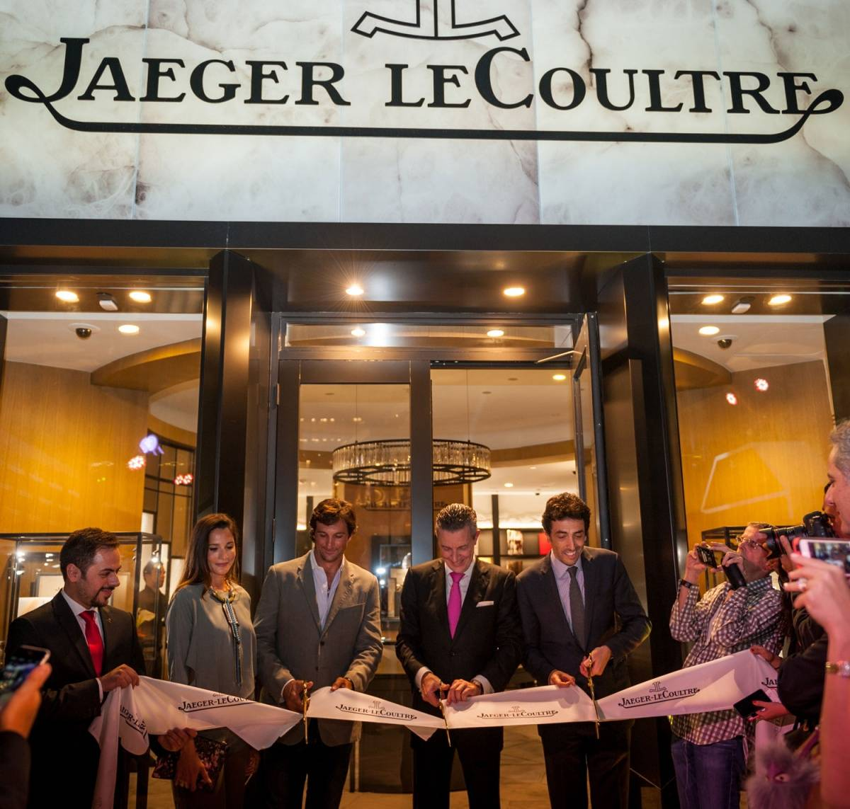 Jaeger-LeCoultre celebrates its new Miami Design District boutique, ribbon-cutting - Chachallc by Charlotte Fonne