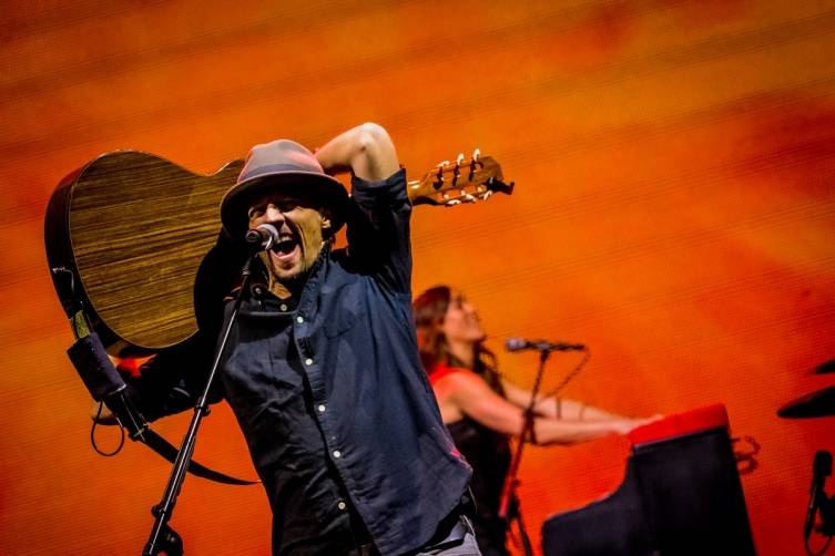 Jason Mraz performs at The Cosmopolitan of Las Vegas_March 14 _Kabik3