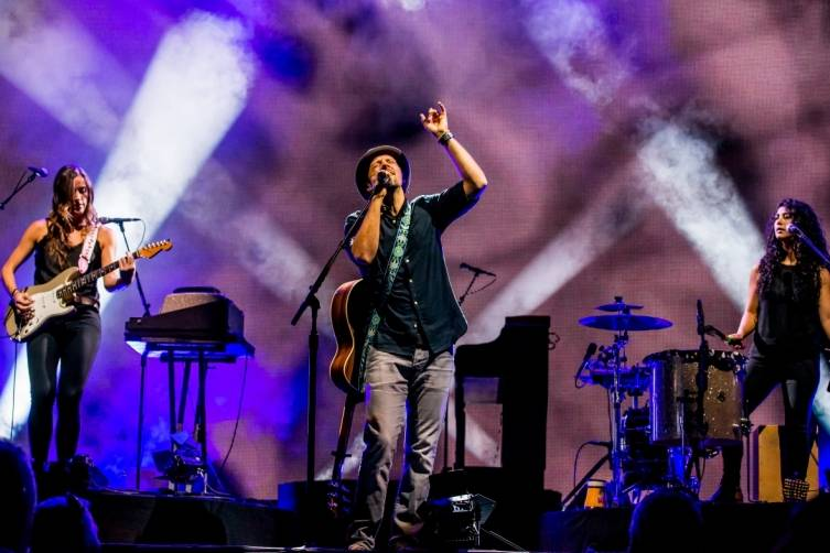 Jason Mraz performs at The Cosmopolitan of Las Vegas_March 14 _Kabik4