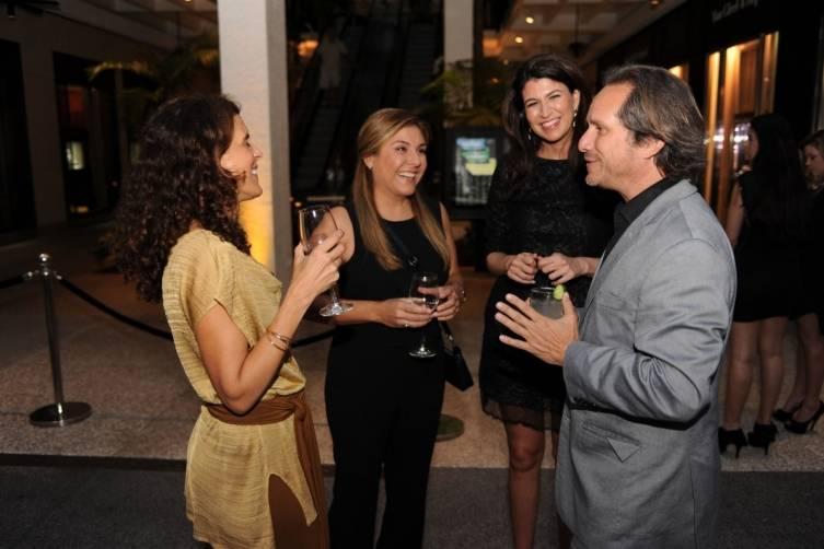 Jeaninne Lehr, Lorena Garcia, Carolyn Travis, & Paul Lehr