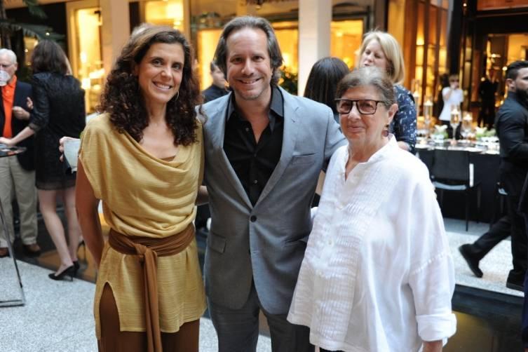 Jeannine & Paul Lehr, & Nan Bush