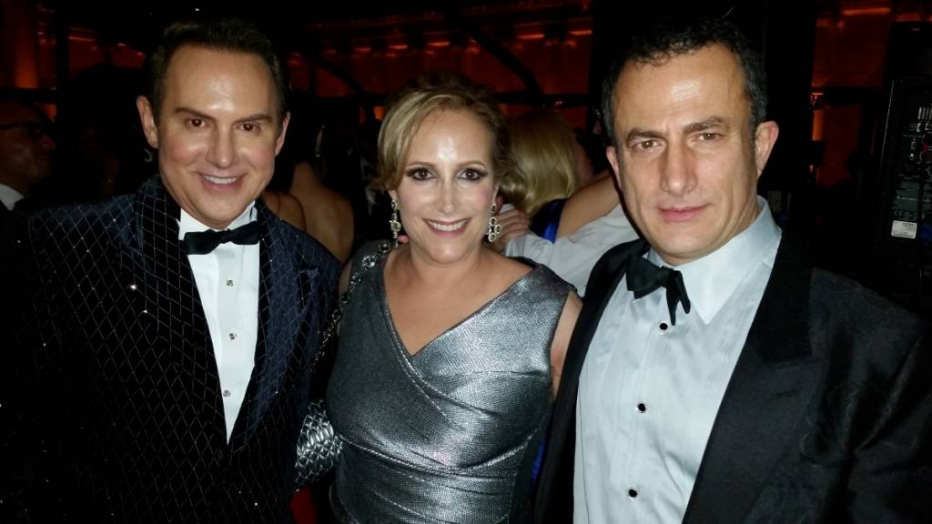 Joel Goodrich, Loree Erlick and Jorge Maumer