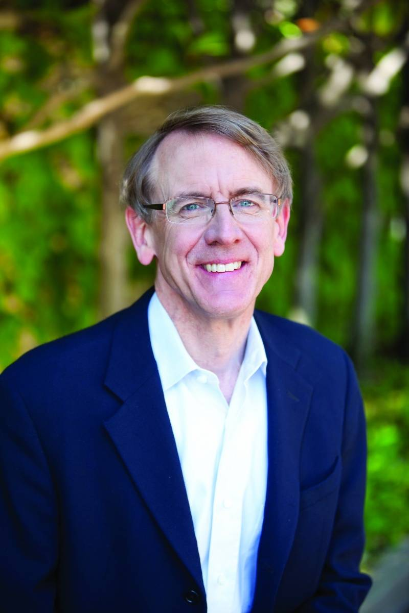 John Doerr, credit of Kleiner Perkins Caulfied & Byers