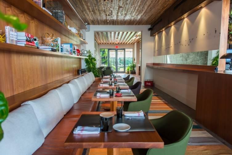 KLIMA Restaurant and Bar Banquette