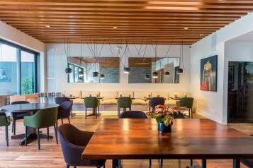 KLIMA Restaurant and Bar interior