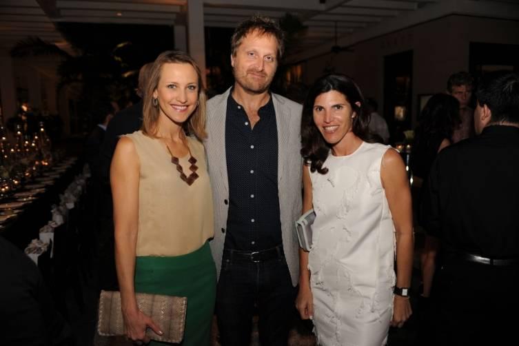 Kinga Lampert, & Andrew & Tiffany Markofsky