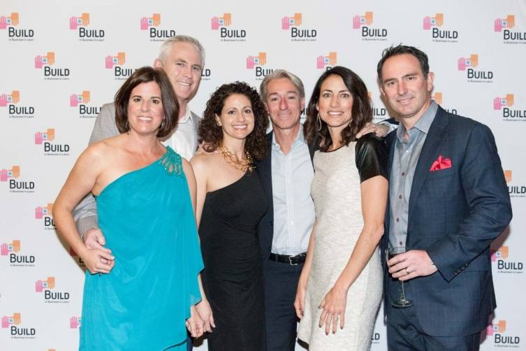 Laura Francis, Kevin Francis, Jodi Beasley, Gary Beasley, Shanti Brien and Doug Brien