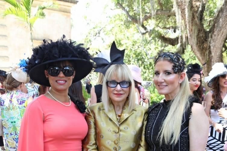 Lucy Morillo, Elysze Held & Marile Lopez
