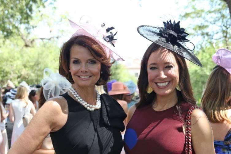 Lydia Touzet & Katharine Rubino
