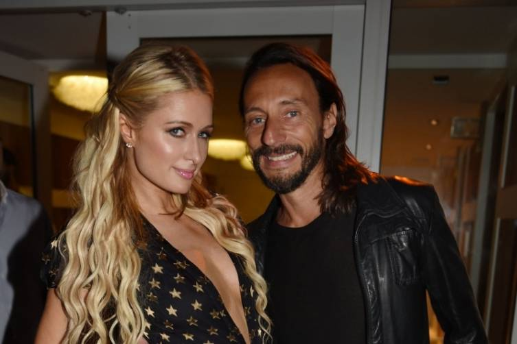 Paris Hilton and Bob Sinclar