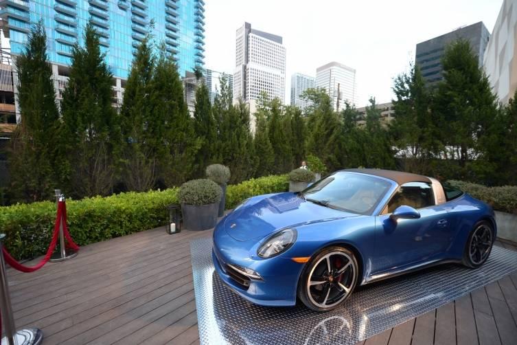 Porsche Targa Top