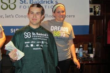R° R† Las Vegas St. Baldrick's Foundation fundraiser March 7 2015
