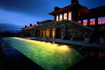 RS1015_Amangani – Pool and Terrace