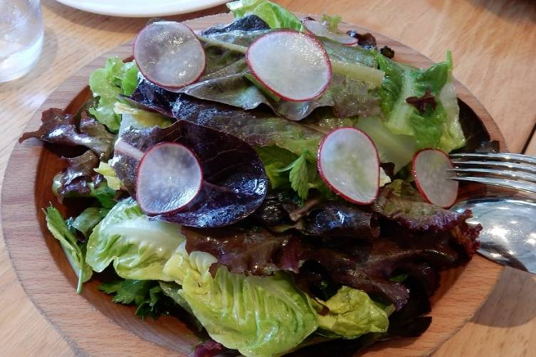 SHED salad
