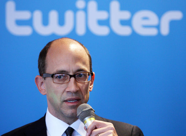 Dick Costolo, imave via NextWeb