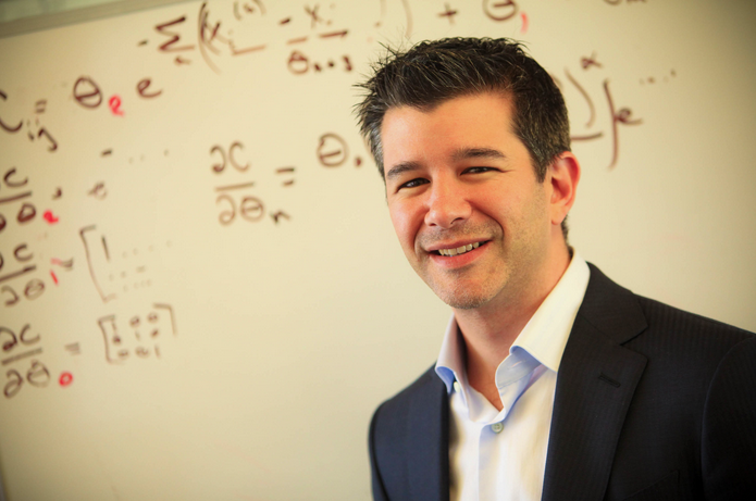 Travis Kalanick, Image via speakermedia