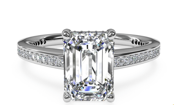 Ritani's Diamond Engagement Ring