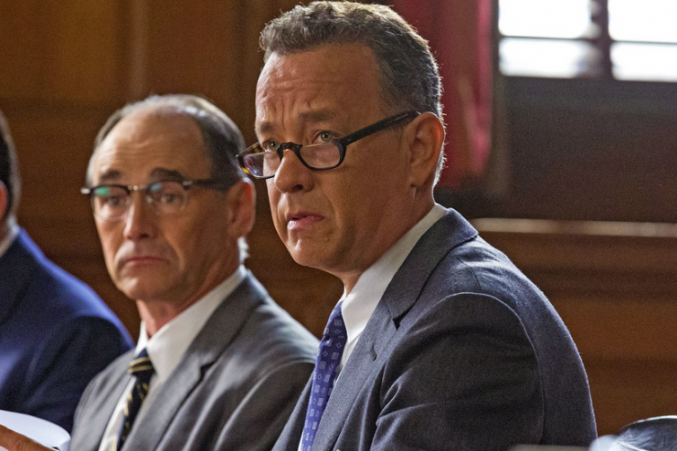 Tom Hanks in new Steven Spielberg Cold War thriller