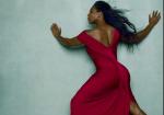 Serena Williams shot by Anne Leibovitz for Vogue