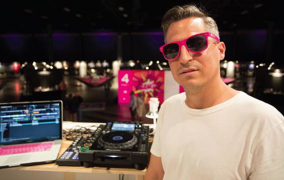 DJ Jared Dietch