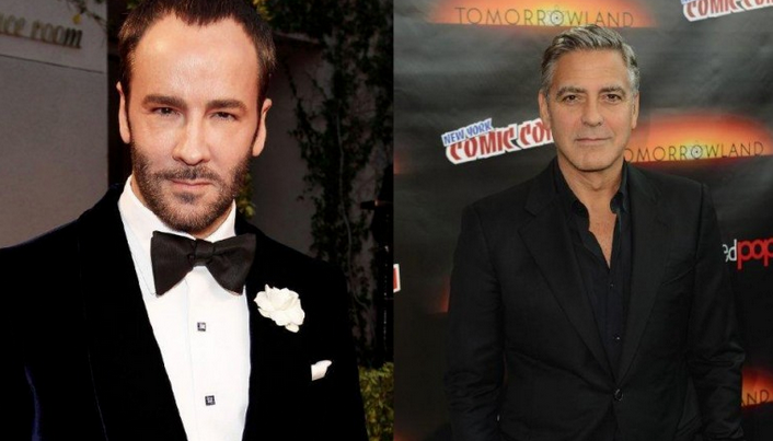 Tom Ford and George Clooney are working on a new film