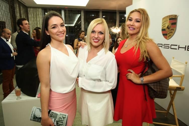 Stephanie Lopez, Victoria Sazonova, & Sabrina Suter
