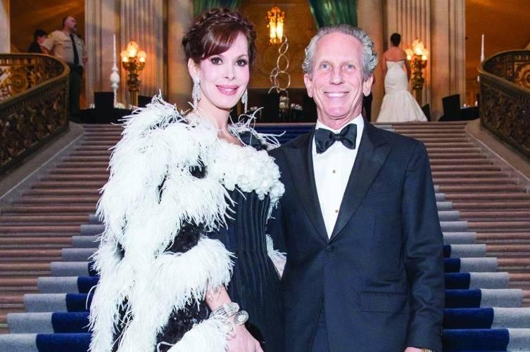 Stephanie Marver and Jim Marver