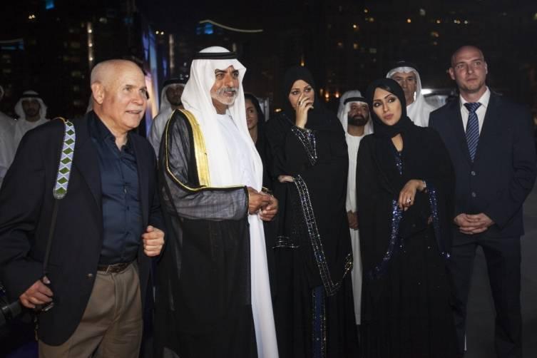 Steve McCurry, Sheikh Nahyan, Princess Reem, Safa Al Hamed, Sebastian Ebbinghaus
