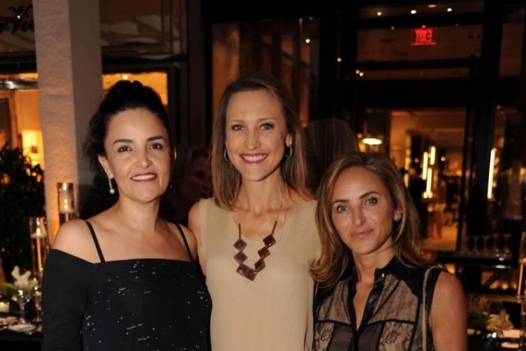 Suzie Wahab, Kinga Lampert, & Monika Kalpakian