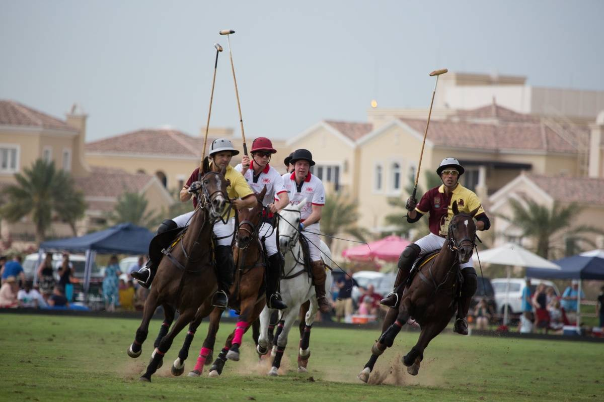 The British Polo Day Dubai Cup. Credit Sam Churchill 3