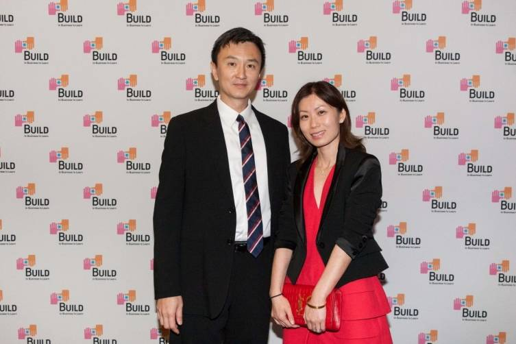 Tien Tzuo and Mariana Tzuo