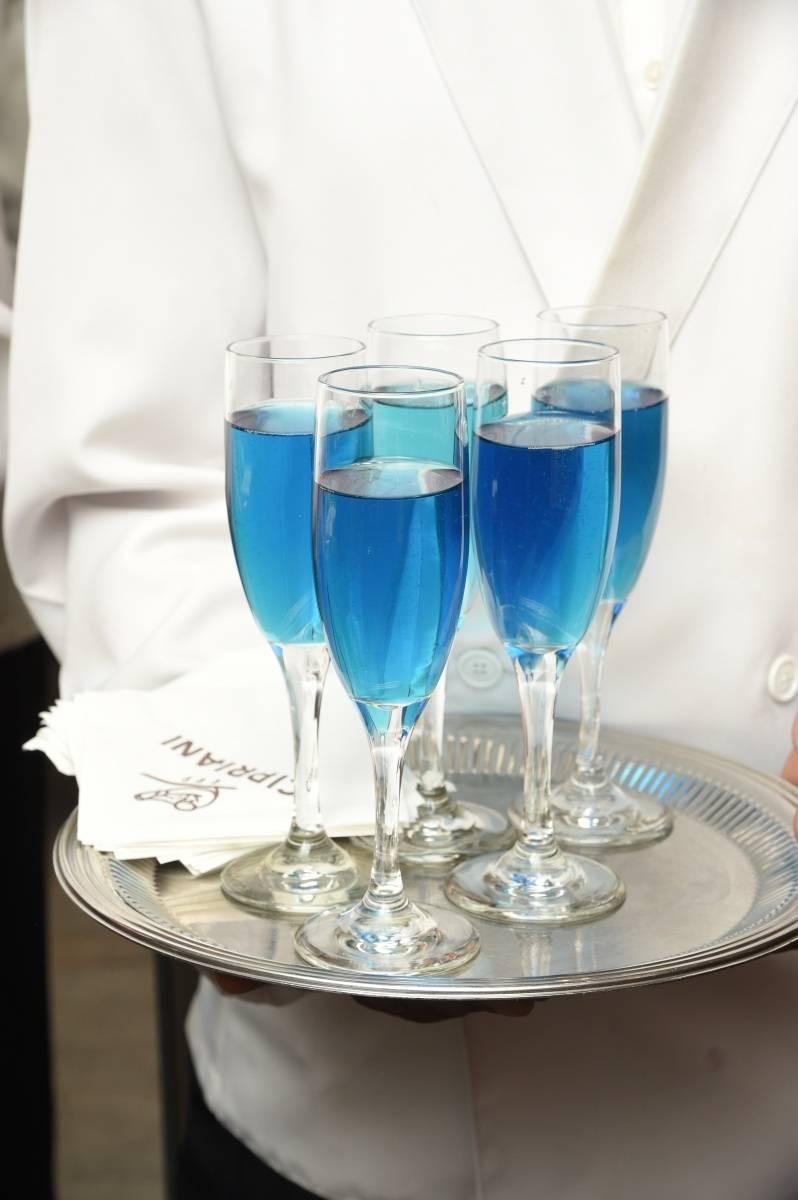 Timeless Blue Cocktails